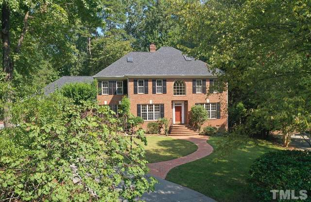 109 Chesley Court, Chapel Hill, NC 27514 (MLS #2407723) :: The Oceanaire Realty