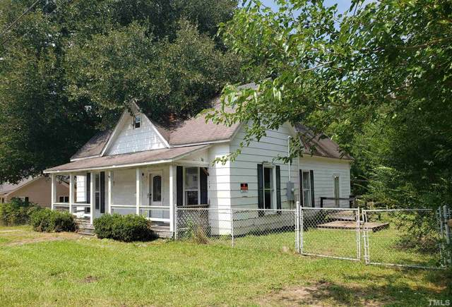 316 S Moore Street, Clayton, NC 27520 (#2407755) :: Raleigh Cary Realty