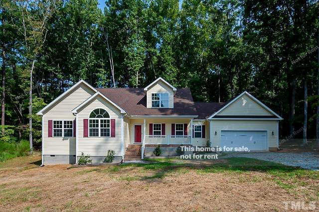 607 Crievewood Drive, Durham, NC 27712 (MLS #2407757) :: The Oceanaire Realty