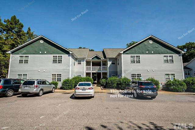 1305 Kent Road #202, Raleigh, NC 27606 (#2407770) :: Triangle Just Listed