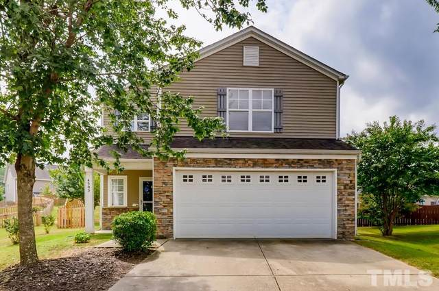 4505 Arcaro Drive, Knightdale, NC 27545 (#2407801) :: Triangle Just Listed