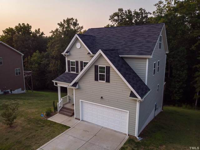 328 Nelson Lane, Clayton, NC 27527 (MLS #2407805) :: The Oceanaire Realty