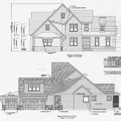 206 Golfers View, Pittsboro, NC 27312 (#2407816) :: Dogwood Properties
