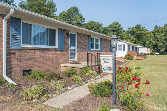101 Oakdale Drive, Dunn, NC 28334 (#2407821) :: RE/MAX Real Estate Service