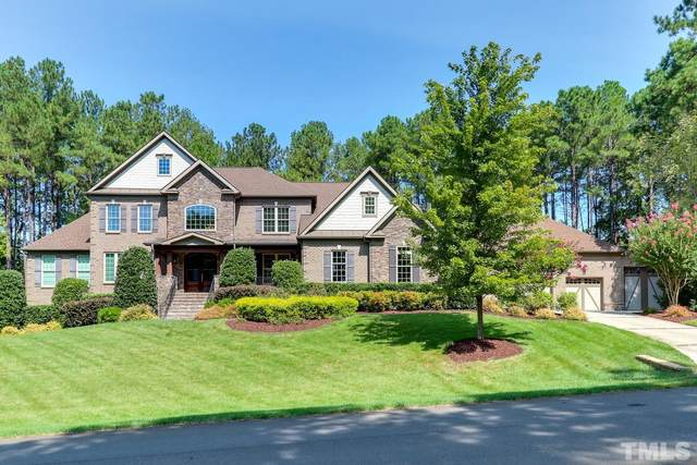 7513 Everton Way, Wake Forest, NC 27587 (MLS #2407822) :: On Point Realty
