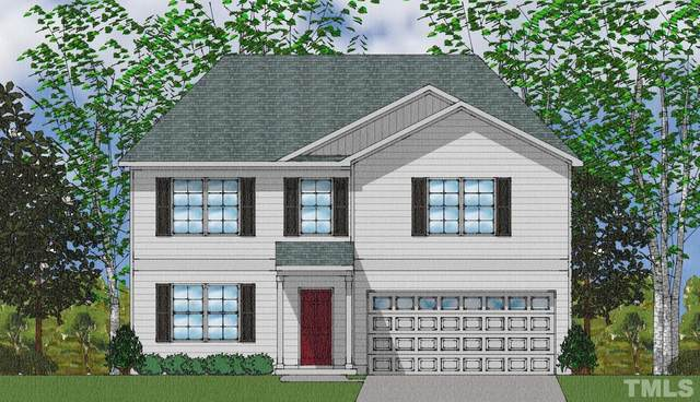 5309 Rutledgeville Lane Lot 414, Knightdale, NC 27545 (#2407828) :: Scott Korbin Team
