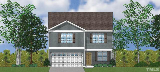 1001 Sumter Point Way Lot 418, Knightdale, NC 27545 (#2407829) :: Scott Korbin Team