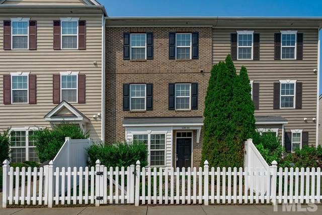 1120 Renewal Place #101, Raleigh, NC 27603 (#2407837) :: Dogwood Properties