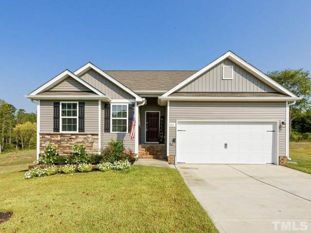 86 Waterville Way, Fuquay Varina, NC 27526 (#2407840) :: RE/MAX Real Estate Service
