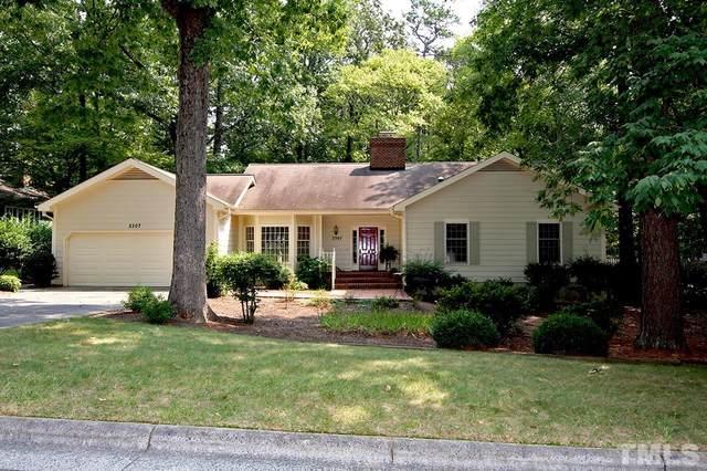 2307 Ridgefield Drive, Chapel Hill, NC 27517 (#2407884) :: Scott Korbin Team