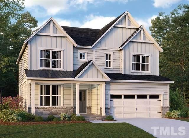 417 Carolina Street, Morrisville, NC 27560 (#2407886) :: Dogwood Properties