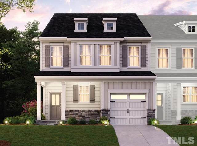 121 Sears Ridge Lane #5, Morrisville, NC 27560 (#2407888) :: Southern Realty Group