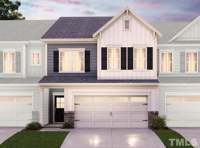 117 Sears Ridge Lane #4, Morrisville, NC 27560 (#2407890) :: Dogwood Properties
