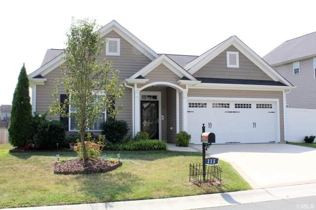 115 Still Water Circle, Elon, NC 27244 (#2407895) :: RE/MAX Real Estate Service