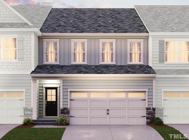 492 Clark Creek Lane #40, Cary, NC 27519 (#2407898) :: RE/MAX Real Estate Service