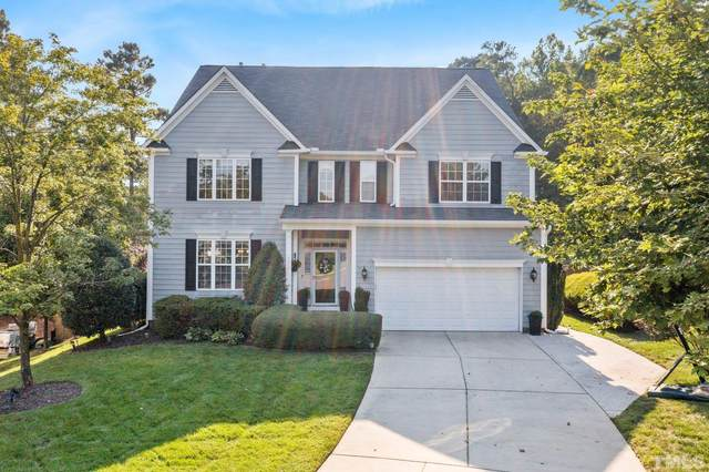 9437 Philbeck Lane, Wake Forest, NC 27587 (#2407908) :: Marti Hampton Team brokered by eXp Realty