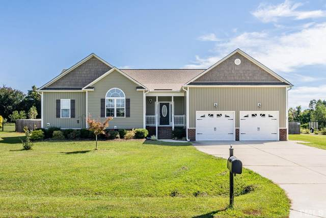 29 Lonnie Betts Drive, Holly Springs, NC 27540 (#2407909) :: The Results Team, LLC