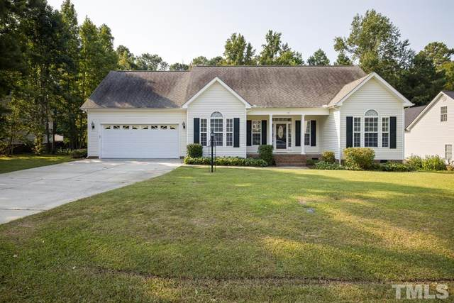 17 W Coventry Court, Clayton, NC 27527 (MLS #2407914) :: The Oceanaire Realty
