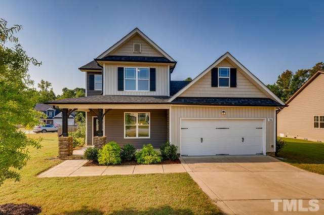 306 Edgefield Street, Clayton, NC 27520 (#2407936) :: Raleigh Cary Realty