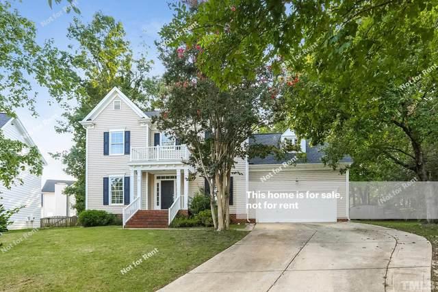 1302 Goldspot Court, Apex, NC 27502 (#2407946) :: RE/MAX Real Estate Service