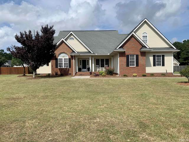 165 Pinecroft Drive, Dunn, NC 28334 (MLS #2407965) :: On Point Realty