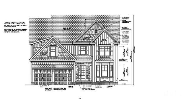1216 Touchstone Way, Wake Forest, NC 27587 (#2407970) :: Marti Hampton Team brokered by eXp Realty