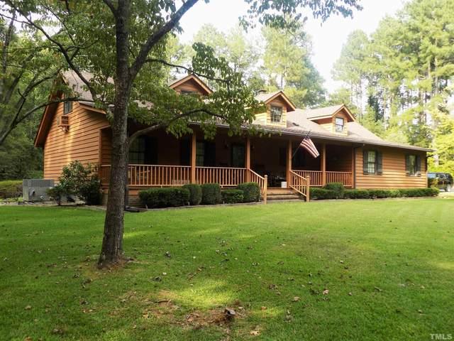 2526 Forest Drive, Nashville, NC 27856 (#2408011) :: Log Pond Realty