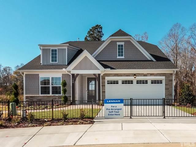 106 Mahogany Run #140, Raleigh, NC 27610 (#2408016) :: Choice Residential Real Estate