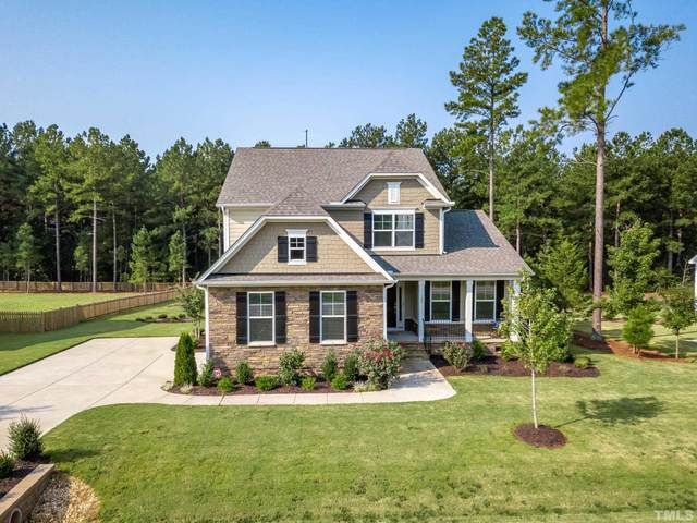 180 Green Haven Boulevard, Youngsville, NC 27596 (#2408061) :: Log Pond Realty