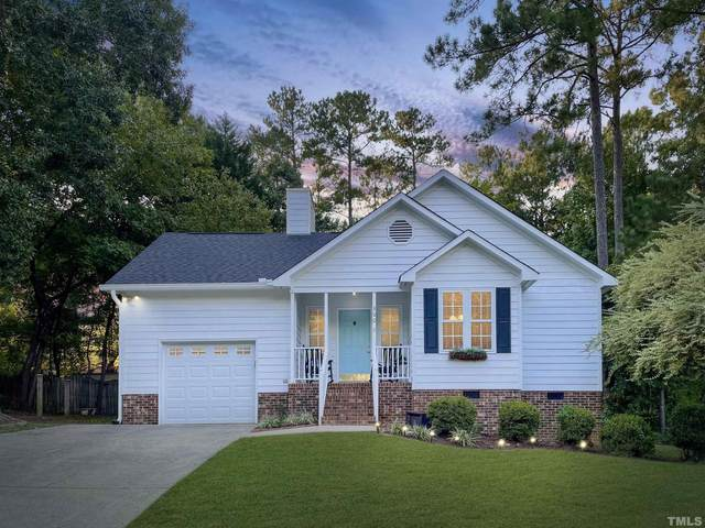 300 Teal Lake Drive, Holly Springs, NC 27540 (#2408074) :: The Beth Hines Team