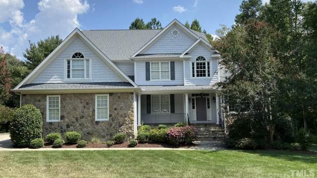10007 Raintree Bend, Chapel Hill, NC 27517 (#2408084) :: Kim Mann Team