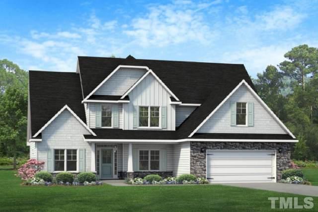 339 Pond Mountain Drive, Clayton, NC 27520 (#2408103) :: Log Pond Realty