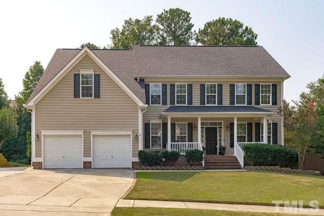 1419 Fairfax Woods Drive, Apex, NC 27502 (#2408115) :: RE/MAX Real Estate Service