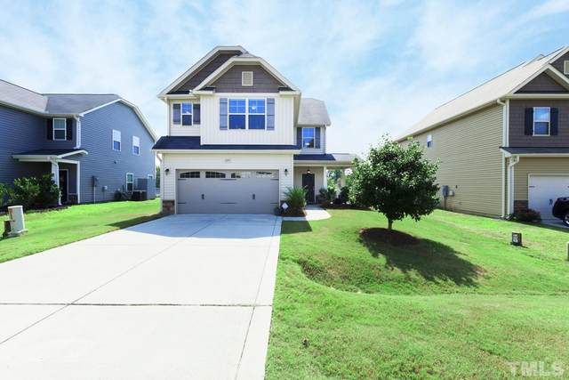 229 E Webber Lane, Clayton, NC 27527 (MLS #2408137) :: The Oceanaire Realty