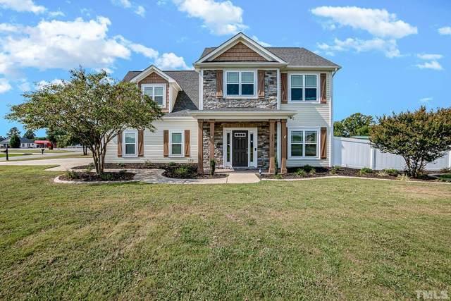101 Gordon Drive, Goldsboro, NC 27530 (#2408141) :: Dogwood Properties