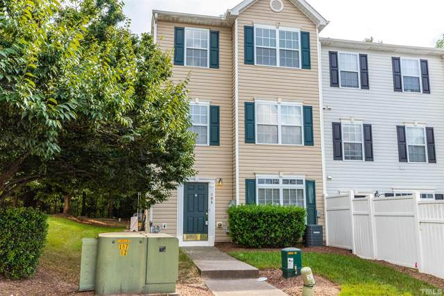 3010 Barrymore Street #105, Raleigh, NC 27603 (#2408160) :: Triangle Just Listed