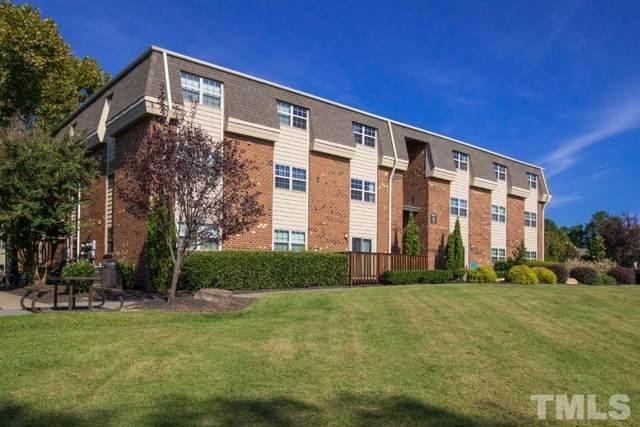 501 Jones Ferry Road C10, Carrboro, NC 27510 (#2408168) :: Real Estate By Design