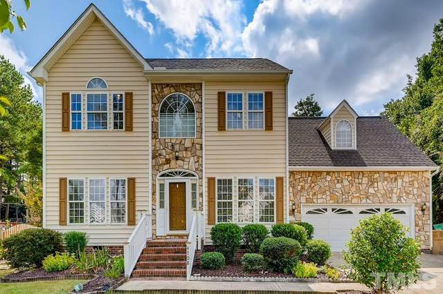 4708 Waterford Cove Drive, Raleigh, NC 27616 (#2408181) :: The Blackwell Group