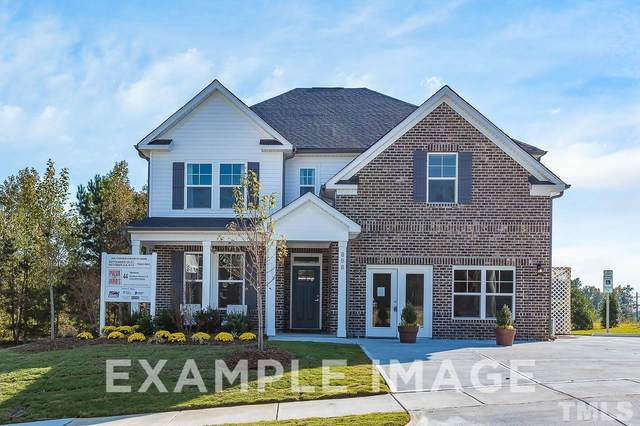 75 N Clear Brook Court, Angier, NC 27501 (#2408184) :: The Helbert Team