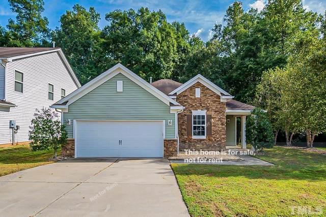 503 Averasboro Drive, Clayton, NC 27520 (#2408195) :: Log Pond Realty