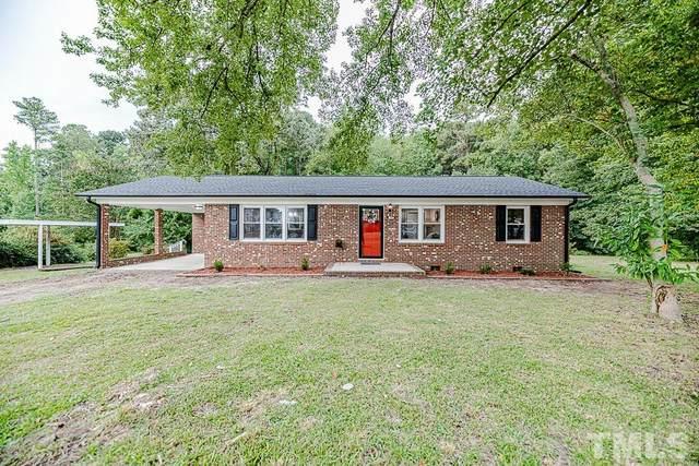 168 Willett Road, Sanford, NC 27330 (#2408209) :: Scott Korbin Team
