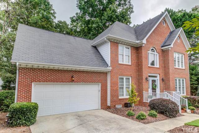 207 Custer Trail, Cary, NC 27513 (#2408227) :: RE/MAX Real Estate Service