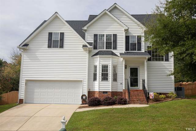 314 Kelly West Drive, Apex, NC 27502 (#2408263) :: RE/MAX Real Estate Service