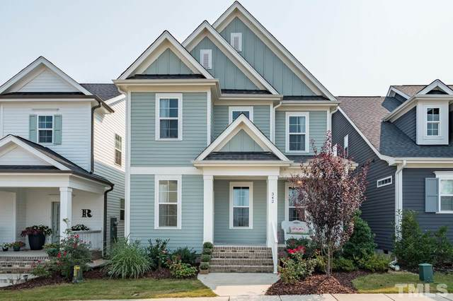 342 Quarter Gate Trace, Chapel Hill, NC 27516 (#2408271) :: Southern Realty Group