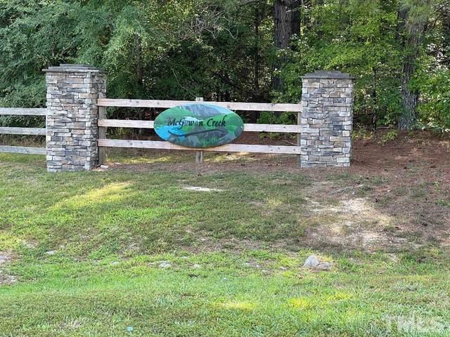 Lot 7 Mcgowan Creek Road, Efland, NC 27243 (#2408273) :: Scott Korbin Team