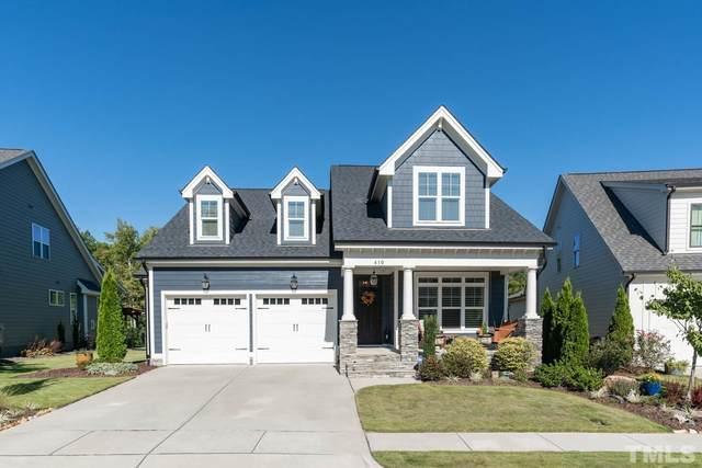 410 Cliffdale Road, Chapel Hill, NC 27516 (#2408297) :: Kim Mann Team