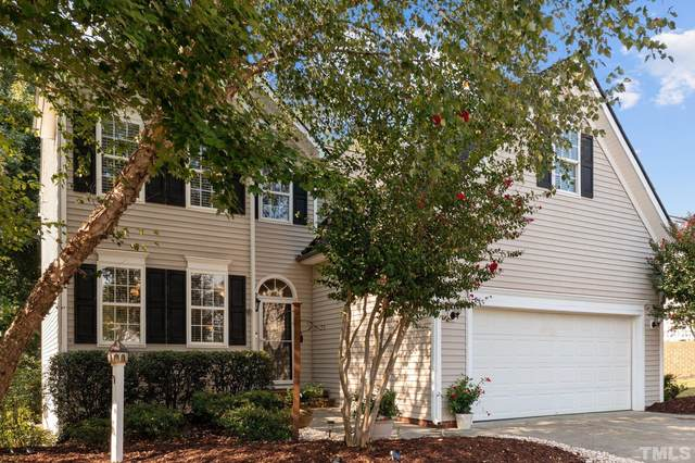 2501 Springfield Park Drive, Raleigh, NC 27614 (#2408310) :: Southern Realty Group