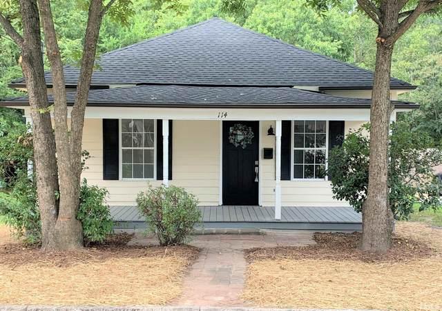 114 Roberson Street, Durham, NC 27703 (#2408318) :: Log Pond Realty