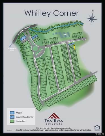 112 E Hanging Moss Trail Lot 112, Clayton, NC 27527 (#2408321) :: Kim Mann Team