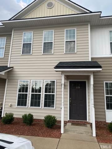 705 Glen Road #109, Garner, NC 27529 (#2408330) :: Dogwood Properties
